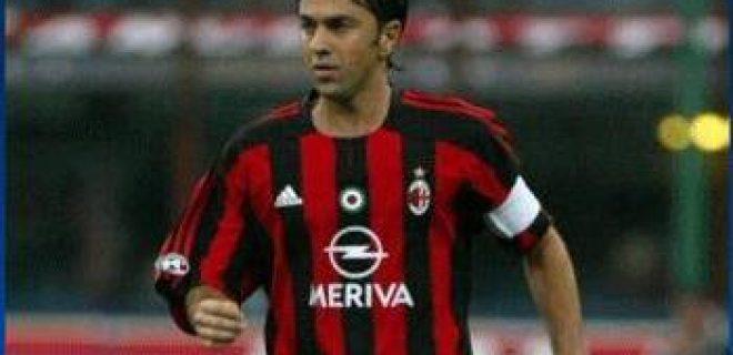 Alessandro Costacurta, marcatore più anziano della nostra Serie A (41 anni)