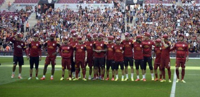 Galatasaray-Kayseri Erciyesspor
