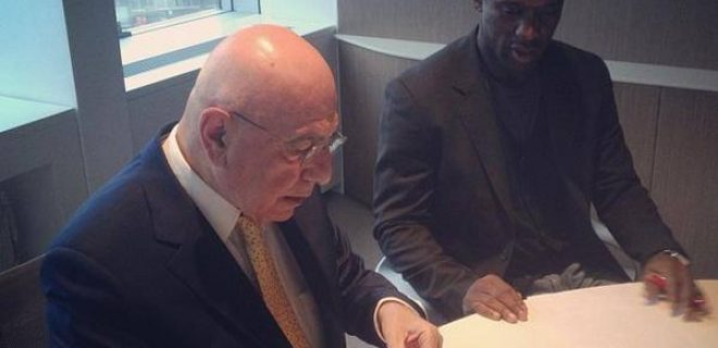 galliani seedorf instagram