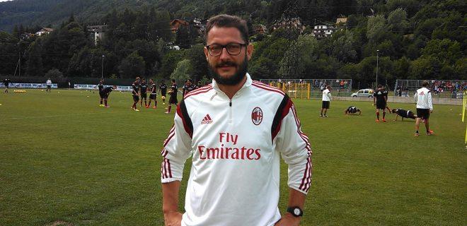 Stefano Baldini (SpazioMilan)