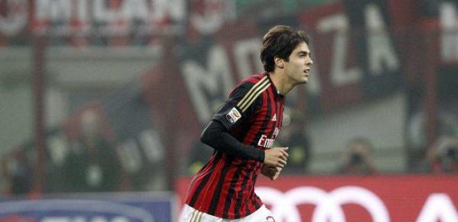 Kakà Milan-Udinese (SpazioMilan)