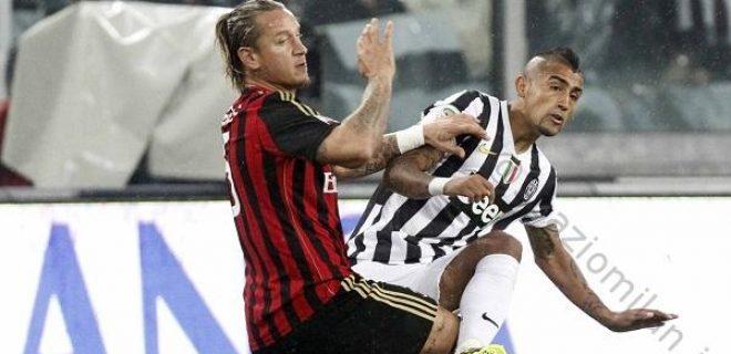 Primo posto: Arturo Vidal (Juventus), 44 milioni
