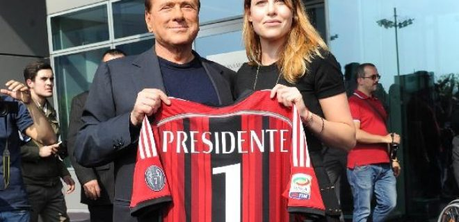2 aprile 2015:Per Silvio Berlusconi
