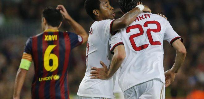 Barcellona vs Ac Milan